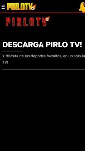 Pirlo TV Apk Lastest Version 2021** 4