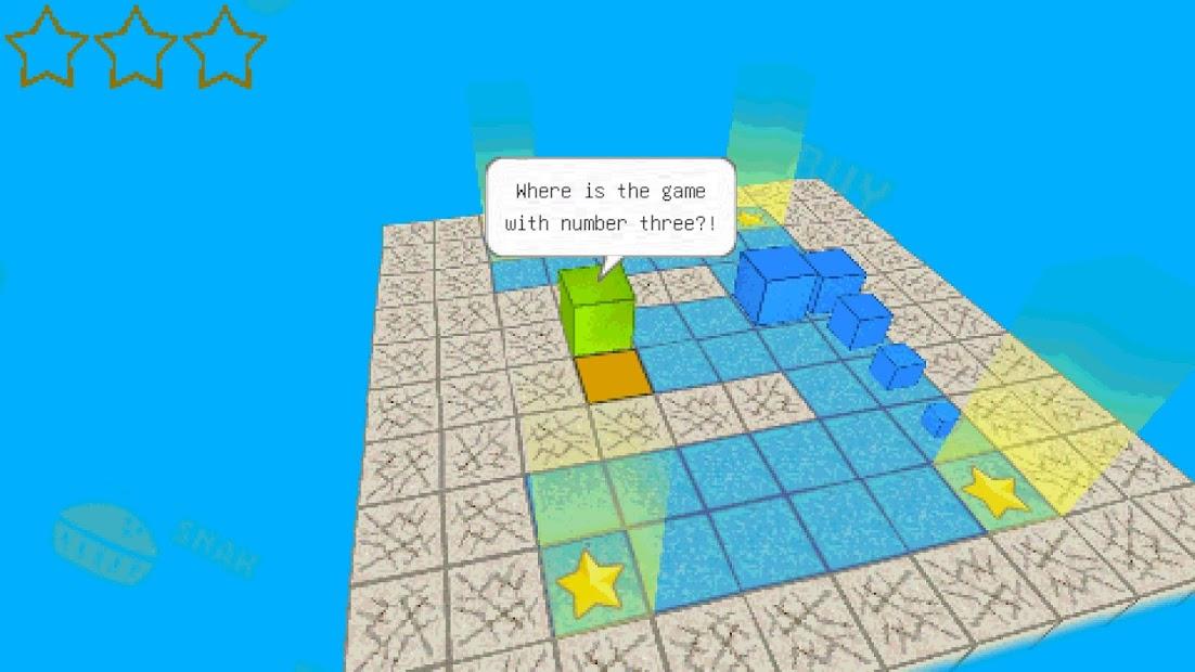 QUBIC: Turn-Based Maze Game screenshot 5