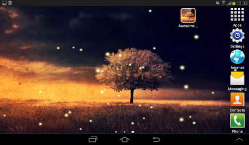 Awesome-Land Live wallpaper HD : Grow more trees screenshots 21