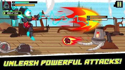 Ben 10 - Omnitrix Hero: Aliens vs Robots 1.0.6 Screenshots 3