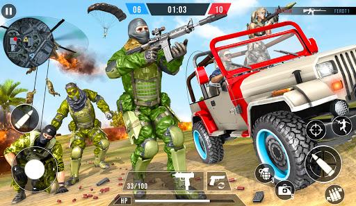 Real Commando Secret Mission - FPS Shooting Games  screenshots 9