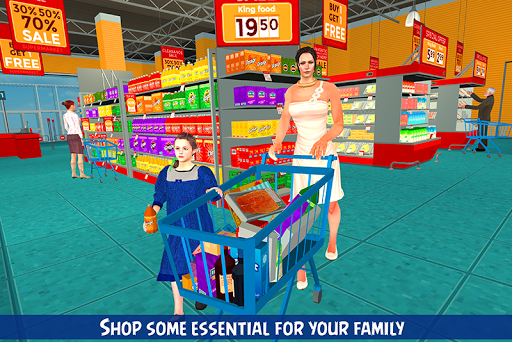 blessed virtual mom: mother simulator family life  screenshots 5