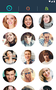 Aloha Voice Chat Audio Call with New People Nearby 1.59 Screenshots 6