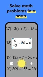Camera Math – Homework Help Apk Download 1