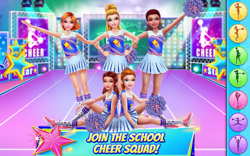 Cheerleader Dance Off - Squad of Champions 1.1.8 screenshots 1