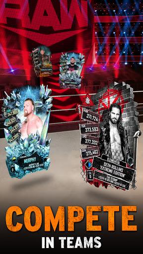 WWE SuperCard u2013 Multiplayer Card Battle Game filehippodl screenshot 4