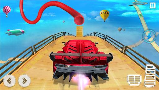 Car Stunt Racing - Mega Ramp Car Jumping screenshots 6