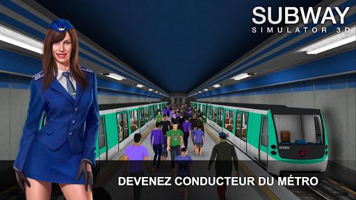 Code Triche Subway Simulator 3D - Conduite Souterraine mod apk screenshots 1