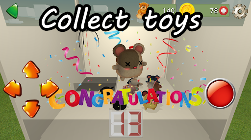 Prize claw machine game  screenshots 11