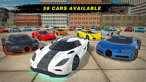 Extreme Speed Car Simulator 2020 (Beta) 1.1.6 screenshots 1