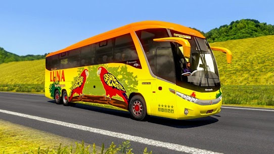 Euro Bus Driving Real Similator 2020 3