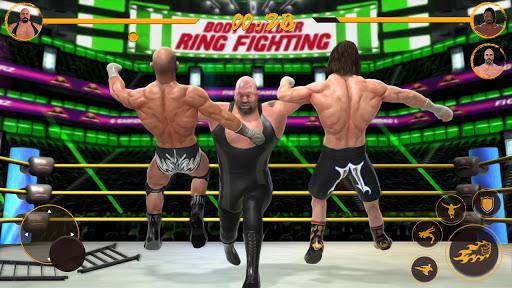 BodyBuilder Ring Fighting Club: Wrestling Games 1.1 Screenshots 8