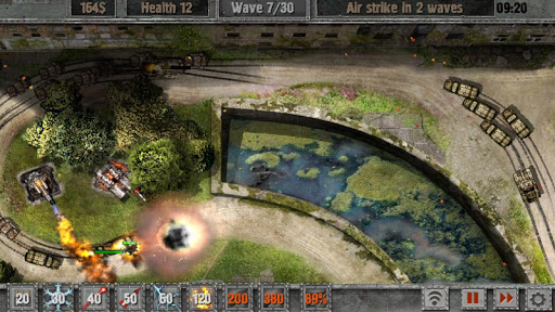 Defense Zone 2 HD Lite 1.7.0 screenshots 3