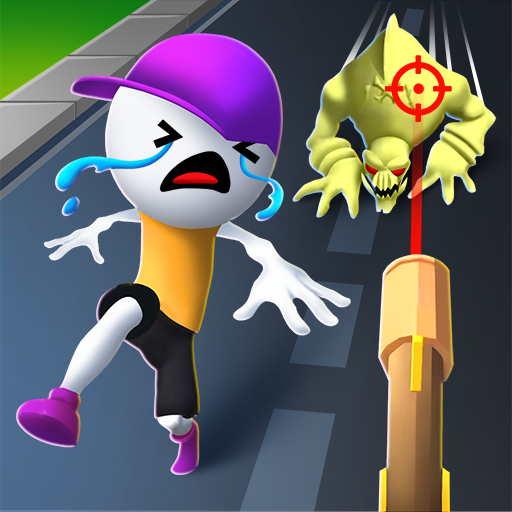 Save the Town - Free Car Shooting & Battle Game
