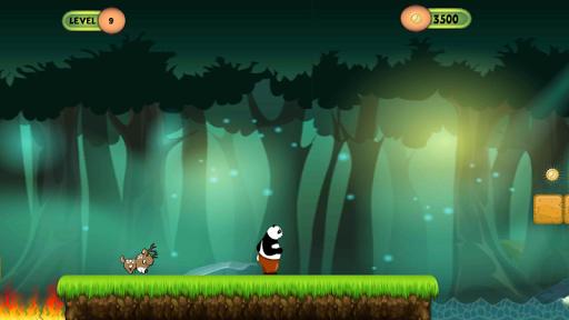 Forest Panda Run 1.2.6.2 screenshots 2