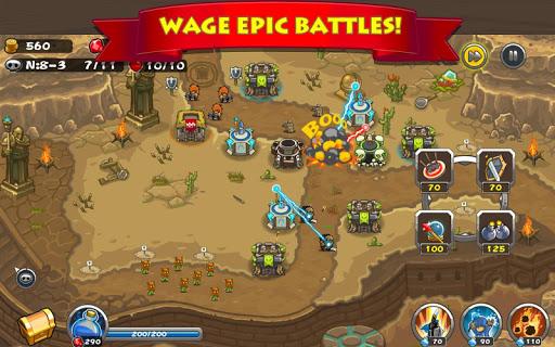 Horde Defense 1.7.6 Screenshots 5