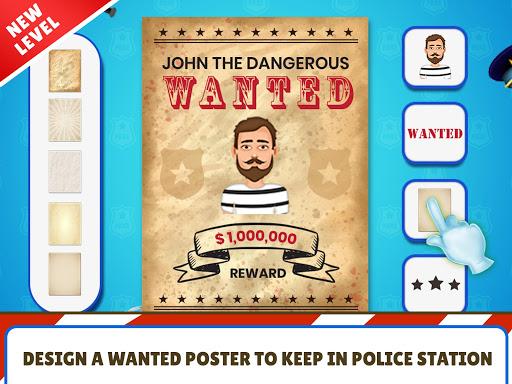 Crazy Policeman - Virtual Cops Police Station apkmr screenshots 9