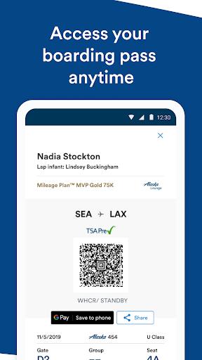 Alaska Airlines - Travel screenshots 8