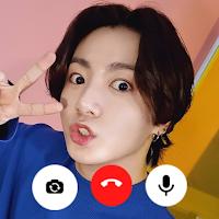 Jungkook Fake Chat  Video Call - Call You