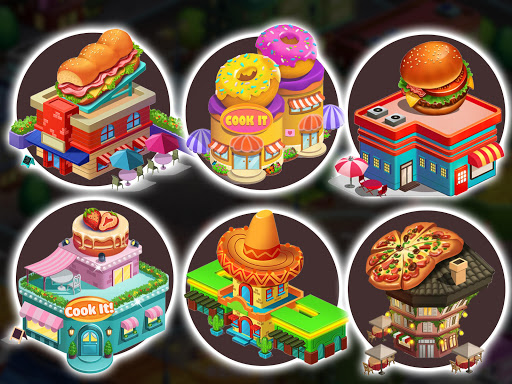 Cook It! Cooking Games Madness & Krusty Cook-off 1.3.4 screenshots 15