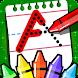 ABCの就学前の子供 - 学習ゲーム - Androidアプリ