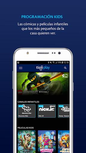 Tigo Play  screenshots 2