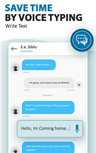 Speech To Text Converter - Voice Typing App android2mod screenshots 3