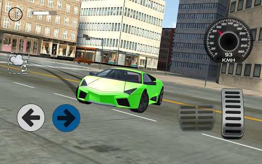 Real Car Drift Simulator modavailable screenshots 21