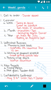 Squid – Take Notes & Markup PDFs Mod Apk v3.8.0.1 (Premium) 3