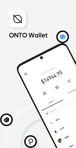 ONTO - Decentralized Cross-chain Crypto Wallet apktram screenshots 1