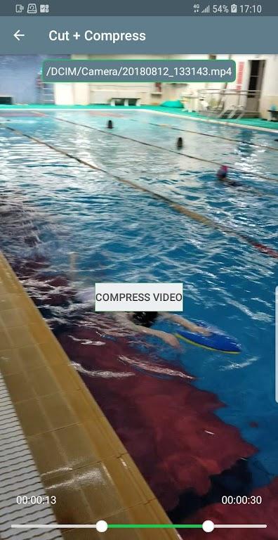 Video Compressor - Fast Compress Video & Photo poster 3