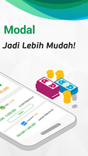 Harta Modal Aplikasi pinjaman online Tanpa Ribet