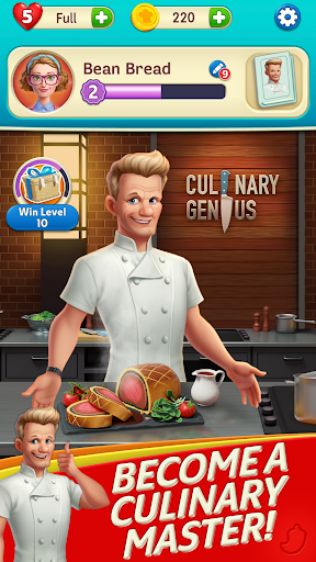 Gordon Ramsay: Chef Blast 1.8.0 screenshots 6