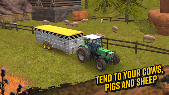 Download Farming Simulator 18 MOD APK [Unlimited Money/OBB/DATA] 4