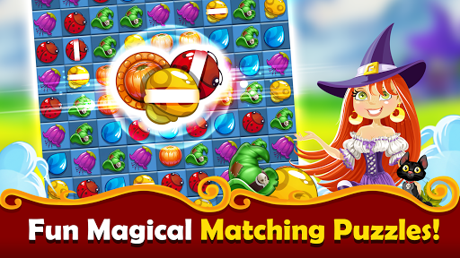 Witchy Wizard: New 2020 Match 3 Games Free No Wifi 2.1.7 screenshots 8
