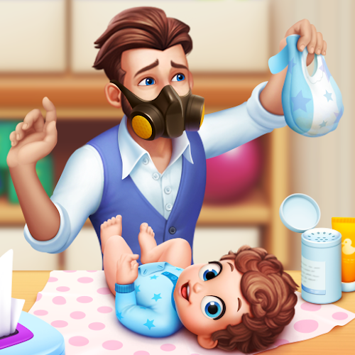 Baby Manor: Baby Raising Simulation & Home Design 1.2.0