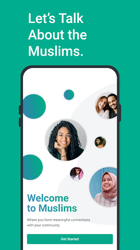 Muslims: Platform for discussions and Islamic Q&A 1.0.3 Screenshots 1