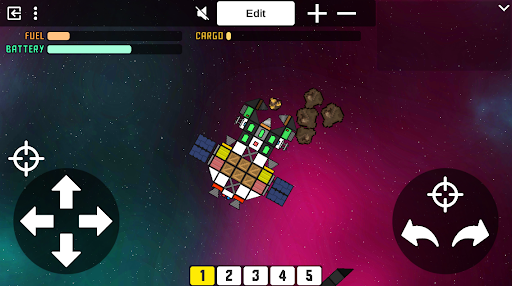 Droneboi - Space Building Sandbox Multiplayer 0.38 screenshots 5