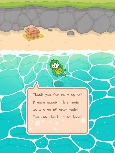 Rakko Ukabe - Let's call cute sea otters! 1.2.15 screenshots 11