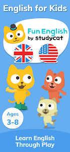 Studycat: Fun English for Kids 23.5.6