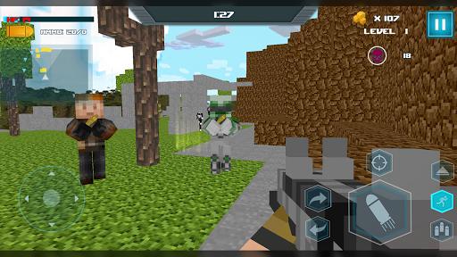 Battle Strike Soldier Survival  screenshots 2