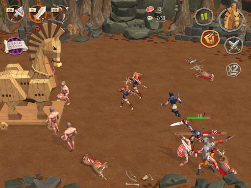 Trojan War: Rise of the legendary Sparta screenshots 11
