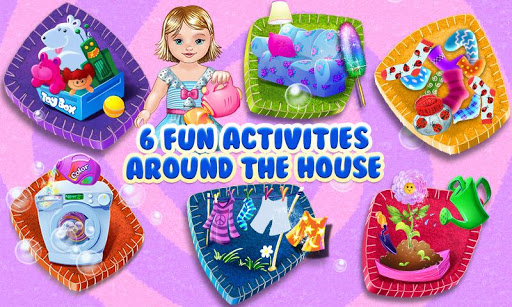 Baby Home Adventure Kids' Game screenshots 1