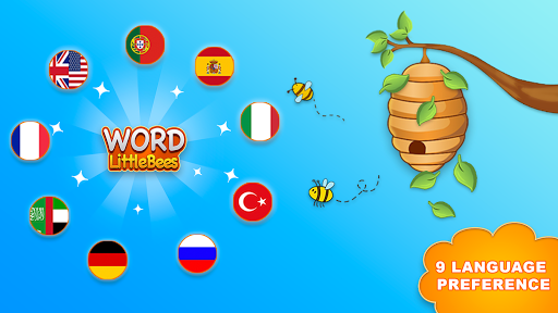 Word Little Bees  screenshots 18