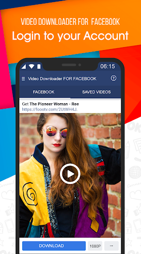 Video Downloader for Facebook apktram screenshots 4