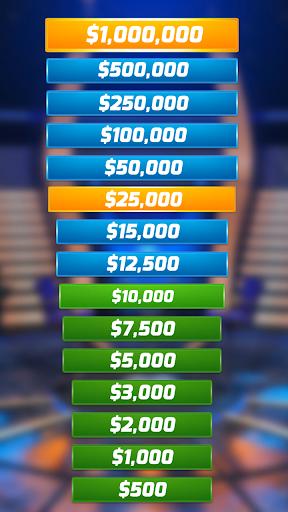 Millionaire - Free Trivia & Quiz Game screenshots 3