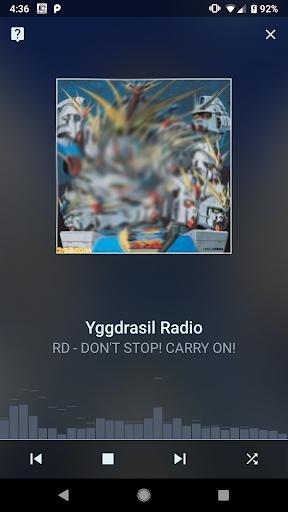 Anime Music Radio - J-pop, J-rock, Soundtracks screen 2