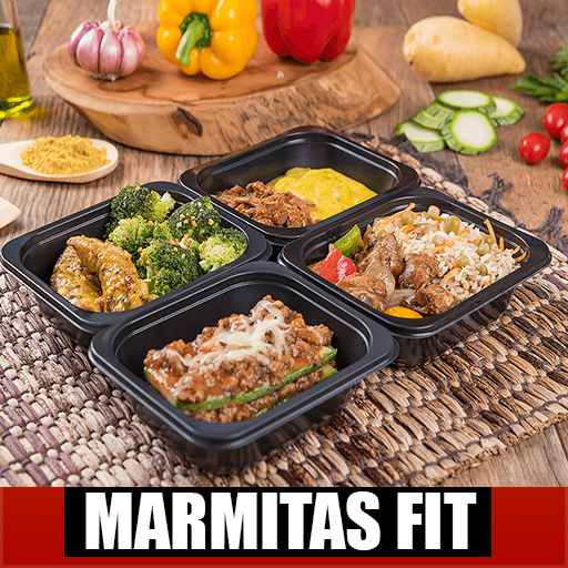 Baixar Receitas de marmita fitness para Android