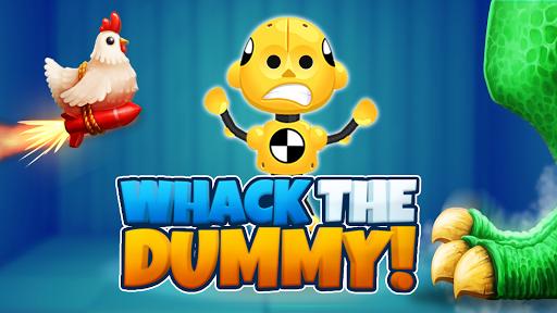Whack the Dummy - Ragdoll Whacking game apkmartins screenshots 1