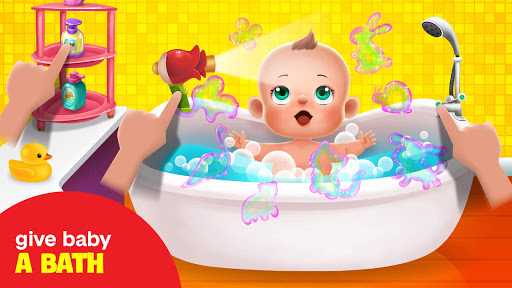 Baby care game for kids  screenshots 2